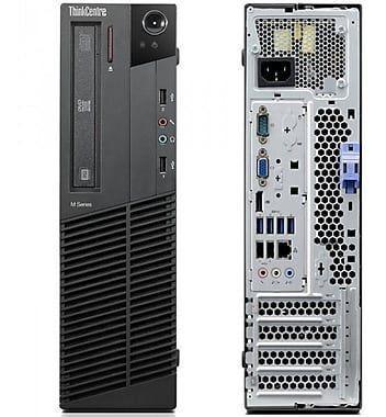 Cpu Lenovo Desktop M92 Core I3 3ª G 4gb Ddr3 Hd 500gb Wi-fi