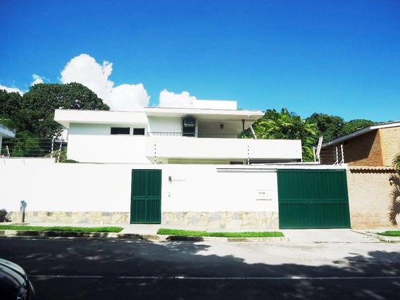 Se Alquila Casa 250m2 4h+s/3b+s/2p El Cafetal