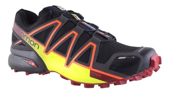 Zapatillas Hombre Salomon Trail Running Speedcross 4 Bl/ma