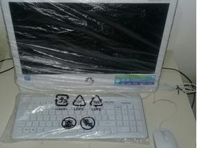 Computador Positivo Union Hd Ud3531 - Windows 10 Branco