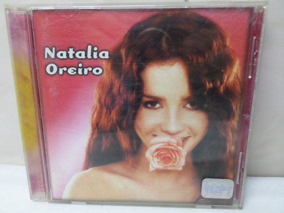 Natalia Oreiro Cd Bmg 1998