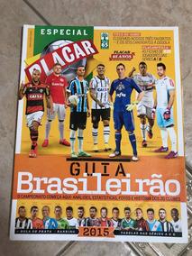 Revista Placar Especial Guia Brasileirão 2015 Séries A E B