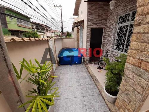 Casa Em Condomínio-à Venda-madureira-rio De Janeiro - Vvcn40036