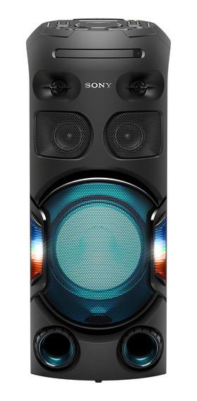 Parlante Bluetooth Sony Mhc-v42 Equipo De Musica Torre De Sonido Dvd Hdmi