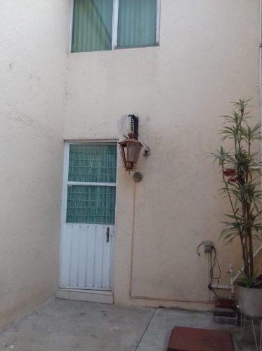 Casa En Renta En Lomas Estrella, Iztapalapa.