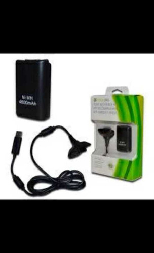 Batería Xbox 360 Control Inalámbrico