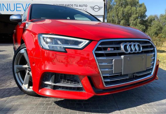 Audi Serie S 2.0 S3 L Tfsi At Dsg 2018