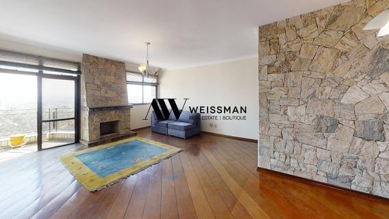Apartamento - Alto Da Lapa - Ref: 5430 - V-5430