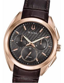 Reloj Bulova 97a124 Curvo Cronografo Cristal Zafiro 262khz Envio Gratis Watch Fan Locales Palermo Saavedra