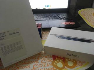 Caja Original Para iPad Mini