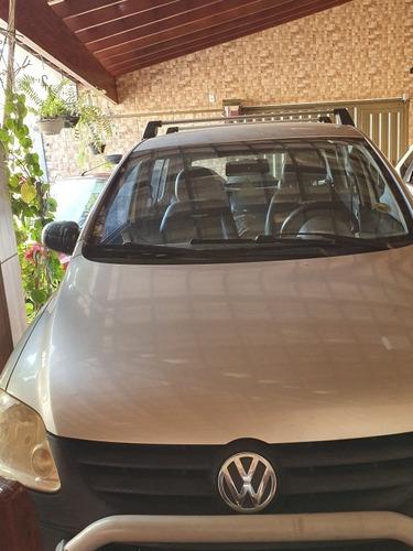 Volkswagen Crossfox 2006 1.6 Total Flex 5p