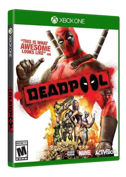 Deadpool - Xbox One - Midia Fisica