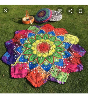 Mandalas Redondas Multiusos