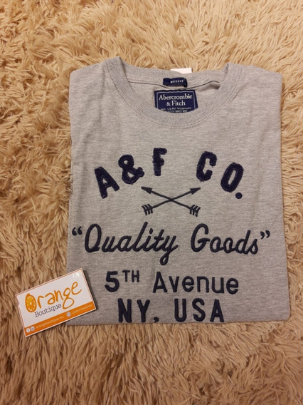 Remera Abercrombie & Fitch Originales