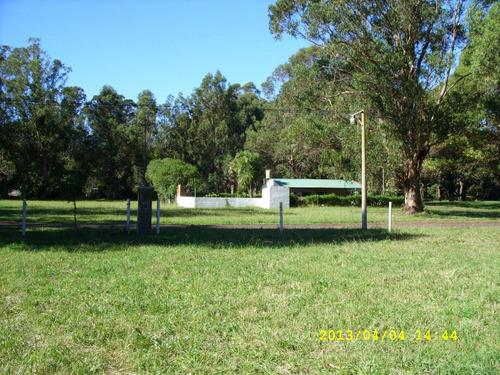 Terreno En Parque Bristol - Miramar