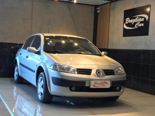 Renault Mégane 1.6 Expression 16v Flex 4p Manual