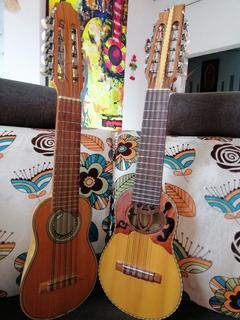 Charango Electroacustico Boliviano Original Antiguo