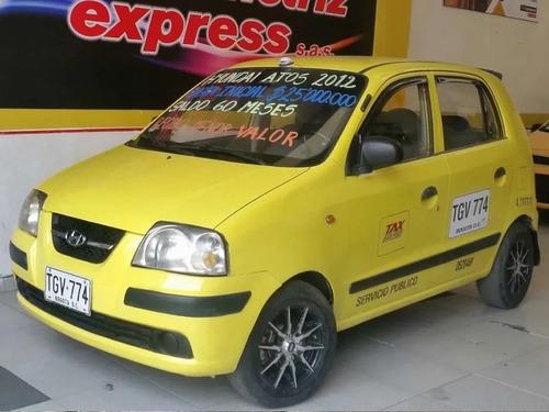 Taxis Hyundai Atos Prime 2012