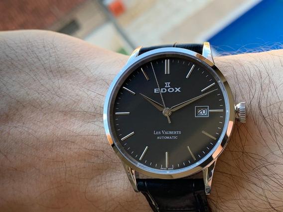 Relógio Edox Les Vauberts Automatic 80081-3-nin