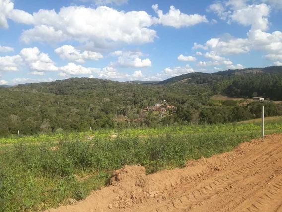 Vende-se Terrenos Em Ibiúna 600m² Livres Para Construir Aj