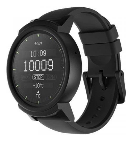 Ticwatch E Reloj Inteligente Podometro Ritmo Cardiaco Sumerg