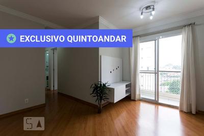Apartamento No 9º Andar Com 2 Dormitórios E 1 Garagem - Id: 892815372 - 115372