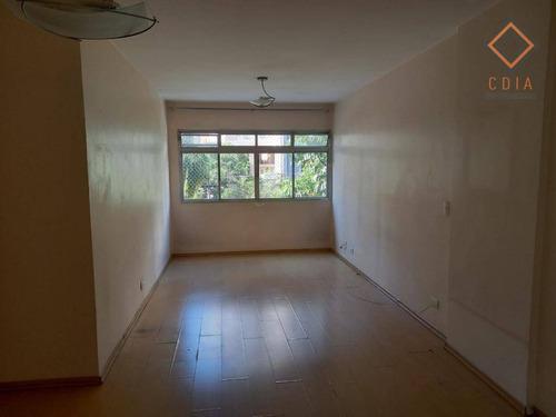 Apartamento Com 3 Dormitórios À Venda, 80 M² Por R$ 750.000,00 - Vila Olímpia - São Paulo/sp - Ap54266