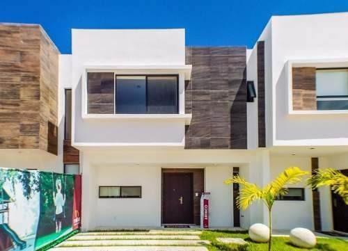 Casa Moderna Totalmente Amueblada En Renta En Playa Del Carmen