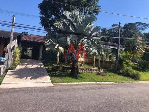 Ref: 12.606 Linda Casa Localizada  No Condominio  Park Imperial, Caraguatatuba, Com 3 Dorms, ( 1 Suíte), Piscina, Moveis Planejados, 2 Vgs - 12606