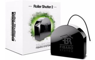 Roller Shutter 2 Zwave Controlador De Cortinas Y Persianas