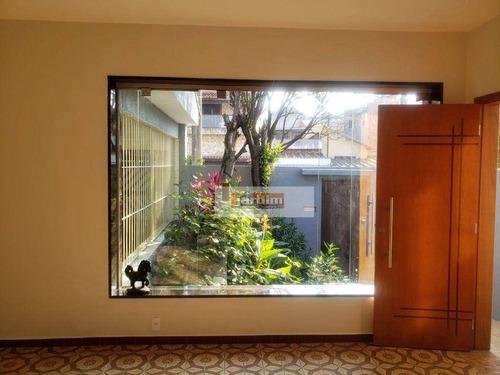 Imagem 1 de 26 de Casa Com 3 Dormitórios À Venda Por R$ 780.000,00 - Baeta Neves - São Bernardo Do Campo/sp - Ca1238