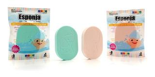 Esponja De Baño Para Bebe Super Suave Baby Innovation