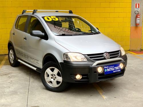 Volkswagen Crossfox 1.6 Bancos Couro Metro Vila Prudente