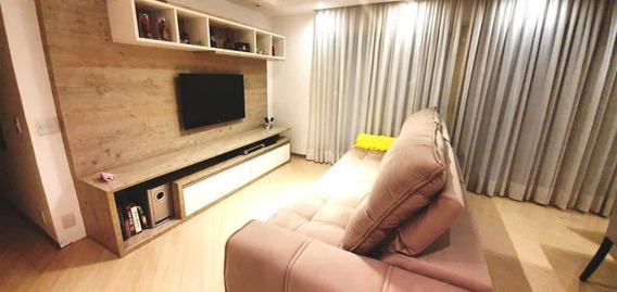 Apartamento Com 3 Dormitórios Para Alugar, 164 M² Por R$ 7.500,00/mês - Barra Funda - São Paulo/sp - Ap1326
