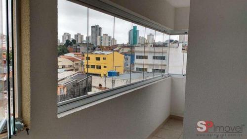 Imagem 1 de 12 de Apartamento Para Venda Com 53 M²   Vila Prudente  São Paulo Sp - Ap563608v