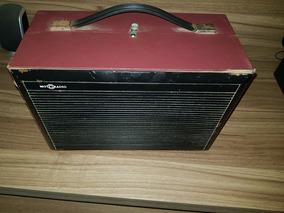 Vitrola/vitrolinha Moto Radio Som Lindo