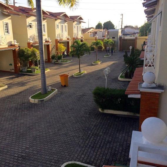 Casa Em Condomínio, 3 Suites, Próx. À Edilson Brasil Soares.