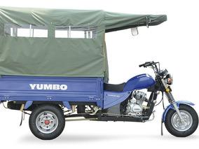 Yumbo Cargo 125 Ii Utilitario Delcar Motos