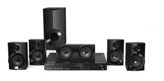 Home Theater Noblex Ht2150 Con Reproductor De Dvd 105w Usb