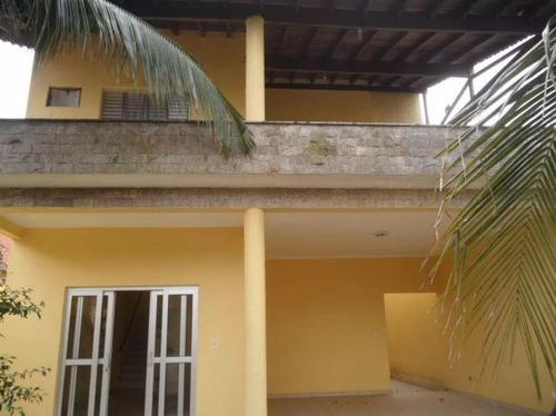 Casa Residencial À Venda, Vila Mirim, Praia Grande. - Ca0523