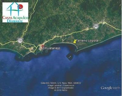 Cad Terreno Loyola. Lote Turístico Residencial, 2,500 M²