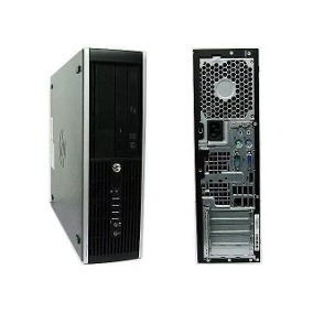 Computador Hp Elite Phenom X3 4gb Ddr3 Hd 320gb Tricore !!!