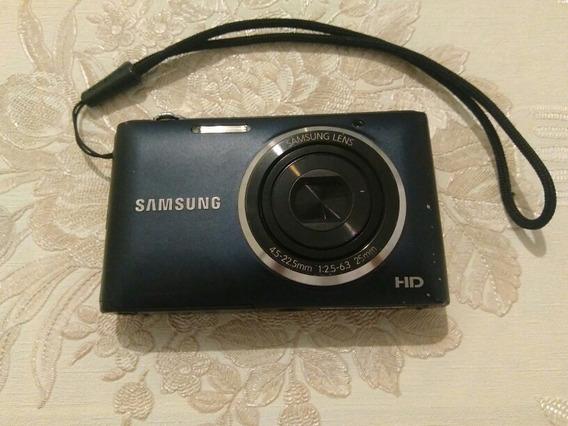 Câmera Digital Sansung St72 Azul