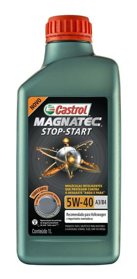 Castrol - Magnatec Ss A3b4 5w40 1lt