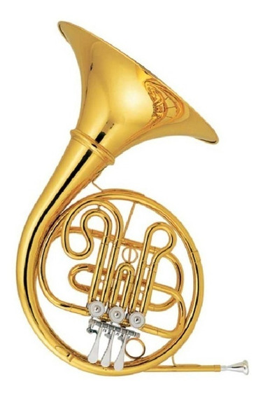 Corno Frances Simple Knight Jbfh-701 3 Llaves C/ Estuche Libra Instrumentos