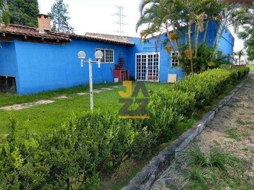 Imagem 1 de 6 de Linda Chácara Na Independência - Ch0733