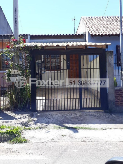 Casa, 1 Dormitórios, 40 M², Jardim Algarve - 181025