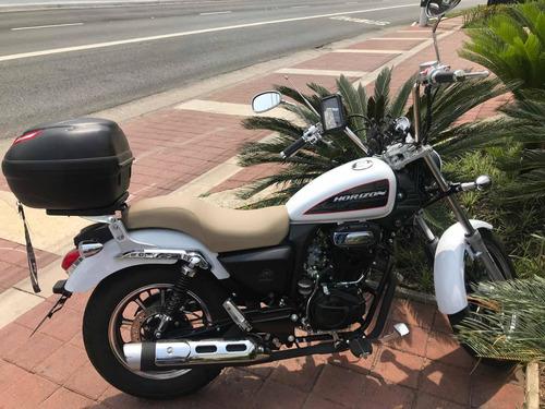 Imagem 1 de 9 de Moto Dafra Horizon 150