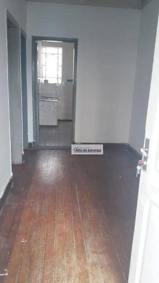 Casa Com 2 Dormitórios Para Alugar, 132 M² Por R$ 2.000,00/mês - Ipiranga - São Paulo/sp - Ca0273
