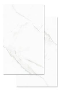 Porcelanico Classic Carrara 45x90 Blanco Calacata Pulido Rt